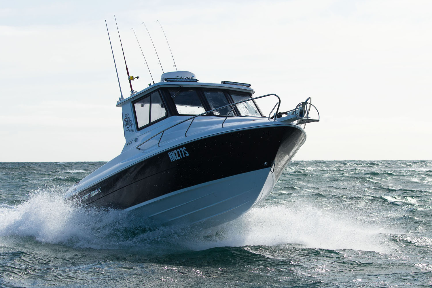 5 Scripts for Venturing Out on Fishing Boat